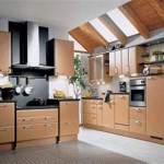 Contemporary Flexible Kitchen Design With Elegant Interior - 4