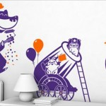 Wall Stickers Decorating For Kids Fun Bedroom - 6