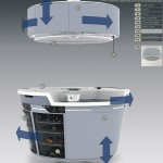 Concept Of Modern Kitchen Design With Different Instruments (2)