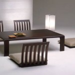 Japanese Traditional Dining Room Design Inspiration (4)