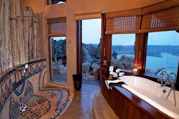 Singita Resort Design With Traditional Style