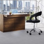 Wooden Cubus Desks For Your Sweet Office