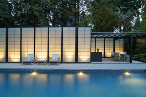 Modern Translucent Swimming Pool Designs
