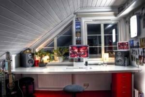Futuristic Workspace Design And Interiors