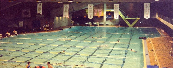 Indoor swimming pools design in washington dc 3 for Pool design washington dc