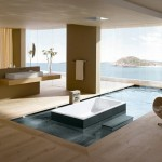 Modern Bathroom With Asian Feel Idea (6)