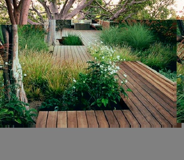 Garden Ideas Designs And Inspiration: Modern Garden Design Landscape Inspiration