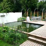 Modern Garden Design With Contemporary Interiors  (4)
