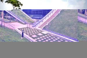 Modern Green Roof School Designs