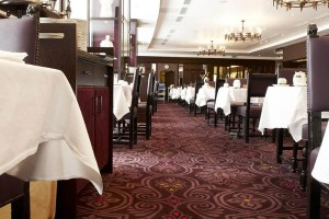 Luxury Imperial Hotel Carpet In London