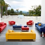 Modern Leather Sofa France (4)