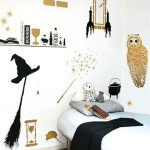 Harry Potter Bedroom Decoraing (6)