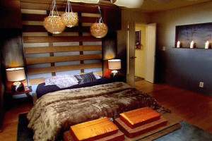 Japanese minimalist with Your Bedroom Style