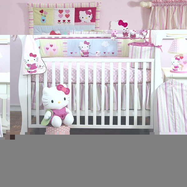 Originals Hello Kitty & Puppy wallpaper Border For Kids | Design ...