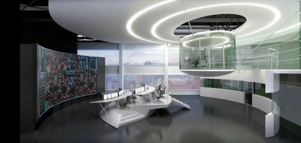 redesign control center