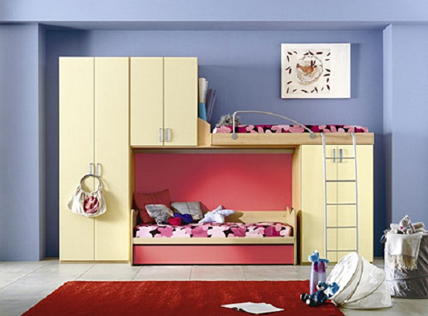 Teenager Bunk Beds To Small Room 4 Realcohomes