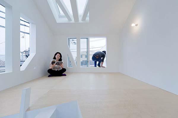 tokyo apartment design