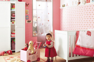 2012 Cute and Cheerful Baby Bedroom by Verbaudet