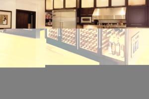 Kitchen Interior Design Idea for Wine Lovers