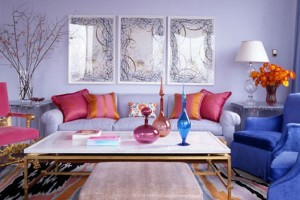 color and interior design trends for 2012