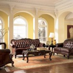 new-Brown Leather Sofas for home interiors