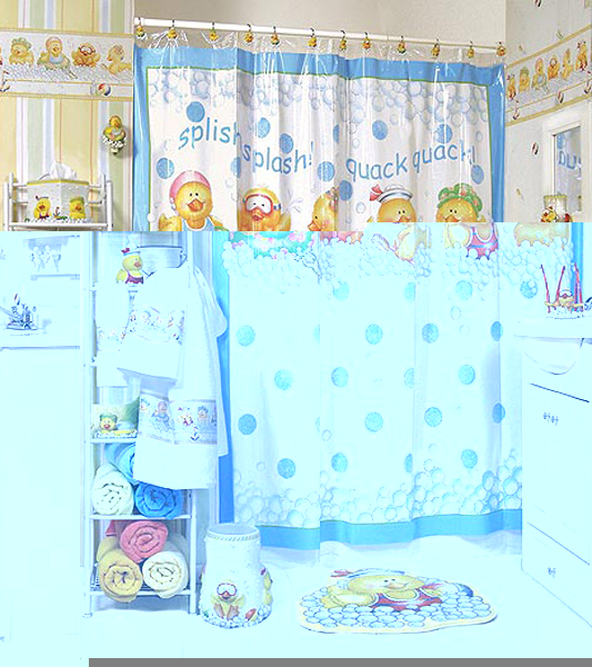 Kids Bathroom Decorating for home interiors | Design, Pictures