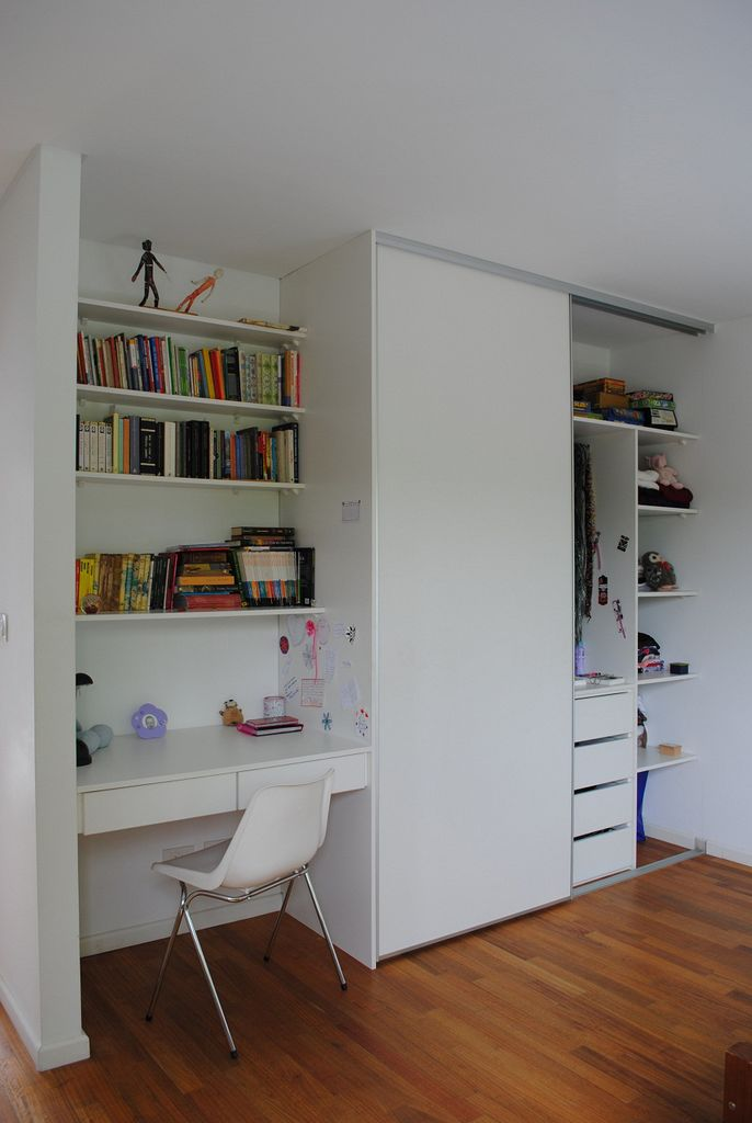 Interesting options for your modern study room design - Modern study room ideas ...