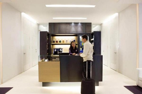 New Modern Hotel Denit