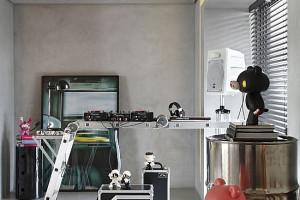 DJ's Home Studio Design And Interiors