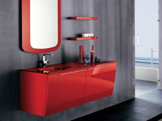 Red-Cold-Full-Of-Energy-Bathroom-From-Italian-1
