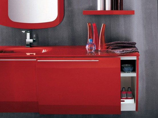 Red-Cold-Full-Of-Energy-Bathroom-From-Italian-2