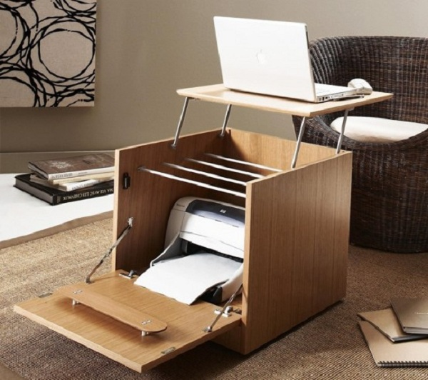 Small-Room-With-Ergonomic-Laptop-Desk