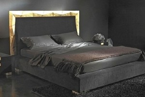 Black Luxury Bedroom Furniture Ideas By Ruggero Camilloto