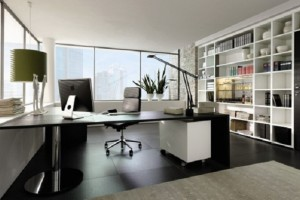Business Online Workspace Design On Beloved Home