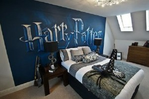 Harry Potter Bedroom Decoraing