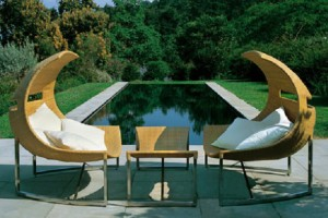 Luxury Italian Garden Furniture 2011