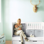 cute baby bedroom