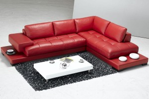 Features of Modern Leather Sofa Design