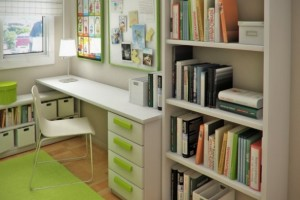 decorating Study Room With Photo Gallery
